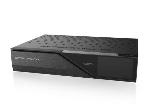 Dreambox DM900 UHD 4K 1x Dual DVB-C/T2 Tuner E2 Linux PVR Receiver
